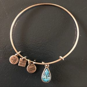 A&A Charity By Design Water Bangle - silver